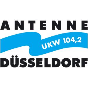 Stephan A. Wolligandt zu Gast bei der Antenne Düsseldorf